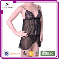 nice top quality factory price china lingerie plus size dropship