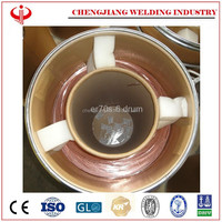 alibaba china industrial consumables mig welding wire 1.2mm for gas ship factory
