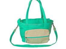 Fashion canvas diaper mummy bag wholesales bag