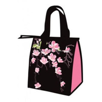 basic flat tote bag made of non-woven water resistant material.