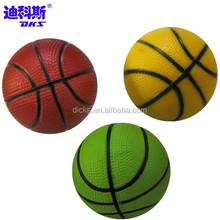 Best Eco-friendly PU Stress Mini Toy Basketball For Kids