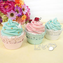 Laser Cut Bear Paper Cupcake Wrappers Crown Cupcake Wrapper Wedding Baby Shower Kids Birthday Party Decoration Supply