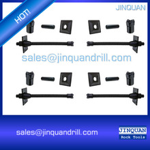 Super quality Self Drilling Grouting Tunnel Left Thread Rock Anchor Bolt R25N, R32L, R32N, R32S, R38N, R51L, R51N, T76N, T76S