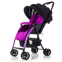 2015 Comfortable soft baby Stroller With Carrier big stroller baby carriers