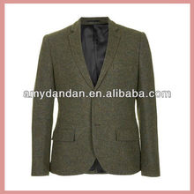premium green donegal heritage fit suit