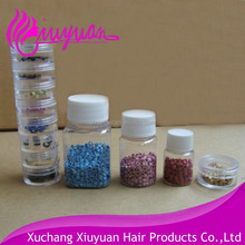 2.5mm nano copper beads rings links for nano micro hair extension