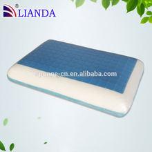 factory exporting comfortable cool gel memory foam pillow, factory gel memory foam pillow, factory price memory foam gel pillow