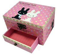 Hot sale kids paper music box manufacturer