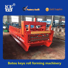 Keyu cncl metal tile roll forming machine manufacturers