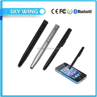 Small and is easy to carry Stereo Bluetooth Pen / stereo Bluetooth talking Pens