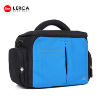 2014 Newest Sky Blue Oxford Bags Fashion DSLR Turquoise Large Waterproof Camera Bag Professional Colorful Digital Camera Bags