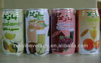 Arabic Printing Barla Fruit Juice 320ml Tinplate CAN