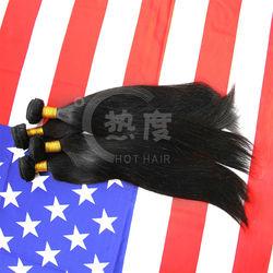 Best Belling AAAAA 100% Unprocessed Filipino Hair Straight Filipino Virgin Remy Hair.