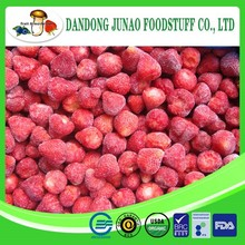 china good price IQF strawberry A grade, different specifications.