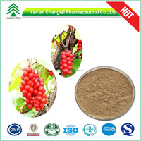 100% herbal extract Natural High quality Schisandra Berries P.E.