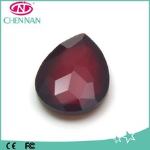 Pujiang Wholesale Fashion Crystal Drop Beads Decoration