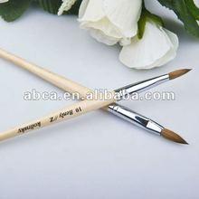 kolinsky sable brushes for acrylic nails