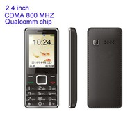 low cost 2.4 inch CDMA 800MHZ GSM+CDMA dual sim dual standby with torch camera model z28y