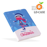 For Ipad Air/for Ipad 5,Ultra Thin Magnetic Smart Case Cover for samsung chrismas style