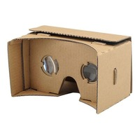 bigger size new type custom company promotion advertising vitual reality google cardbord vr box 3d glasses