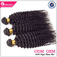 different types good quality 100 percent human virgin big peruvian curly weave hair