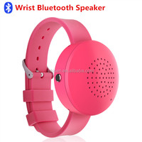 2015 new products wearable mini portable speaker