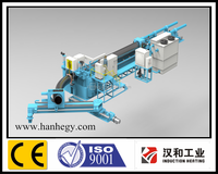 copper material pipe bending machine
