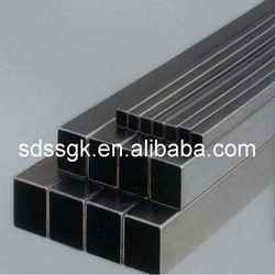 4x4 square Hollow Steel Section tube and China Steel Section and Square/rectangular steel iron Bar in stock made in China