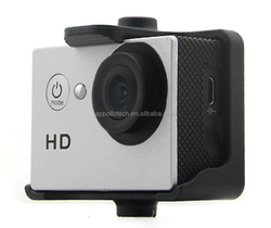 2015 Cheap model black edition camera with accessories, 720P waterproof sport camera sj4000