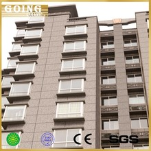 High Building Exterior Wall Polished Porcelain Tiles