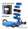 Lazy AD rocket twister Abdominal slim Body stretching exercise machine AMA-570B
