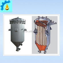 Candle Type PP String Winding Filter Cartridge Filtering Machine with Self Cleaning Device