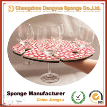 New Design Champagne Glass Holder Tray