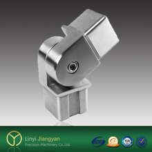 China Castings - ISO9001 Stainless Steel Glass Clamp lost wax cast