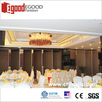 Soundproof Movable Partition,hanging bead room divider