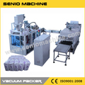 Sm-2000 automática saco de papel de arroz cozido máquina de embalagem
