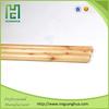 Factory direct sales:varnished broom handle wood for broom/mop