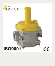 ALUMINIUM NATURAL GAS PRESSURE REGULATOR