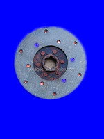 GN12 walking tractor driven disc assy