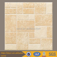 3D bathroom floor tiles low price ceramic tiles white cement for tiles with ISO9001