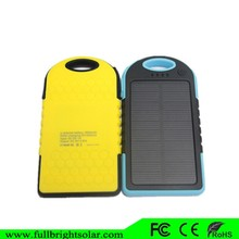 5000mAh Li-polymer battery rain-proof environmental solar charge controller