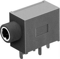 3.5mm 7 dip pcb stereo socket PJ3075C