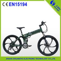 2015 hot sell folding electric road bike