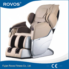 L shape extravagant kneading whole back massage chair