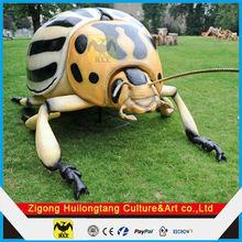 Amusement park Decoration Animatronic Insects models