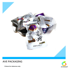 Plastic bags,color printing packaging bags,vacuum bag for beef jerky