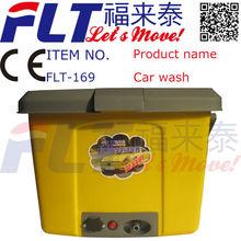 coche lavadora a presión