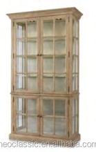 Good daylight display cabinet for study/reception room