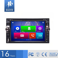 Good Prices Small Order Accept 6.2 Inch Car Dvd Player With Gps Navigation