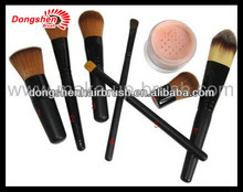 Synthetic hair brushes makeup,Black angel makes up,Makeup brushes manufacturers China